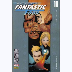 Ultimate Fantastic Four : n° 10, Défi mortel