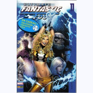 Ultimate Fantastic Four : n° 11, Inhumain