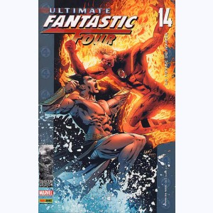 Ultimate Fantastic Four : n° 14, La tombe de Namor