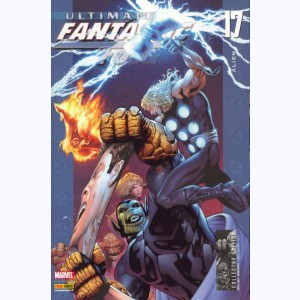 Ultimate Fantastic Four : n° 17, Alien
