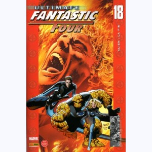 Ultimate Fantastic Four : n° 18, Alien : la fin