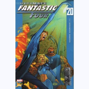 Ultimate Fantastic Four : n° 20, Guerre cosmique (1)