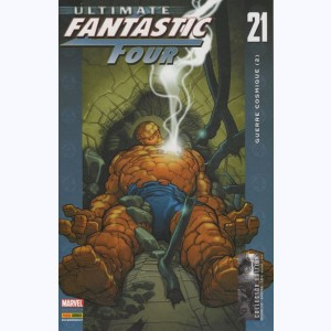 Ultimate Fantastic Four : n° 21, Guerre cosmique (2)