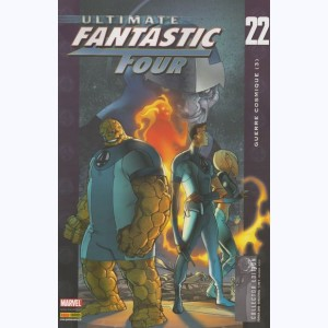 Ultimate Fantastic Four : n° 22, Guerre cosmique (3)