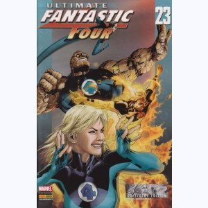 Ultimate Fantastic Four : n° 23, Diables