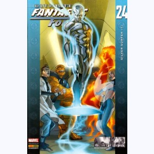 Ultimate Fantastic Four : n° 24, Silver surfer (1)