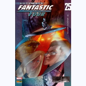 Ultimate Fantastic Four : n° 25, Silver surfer (2)