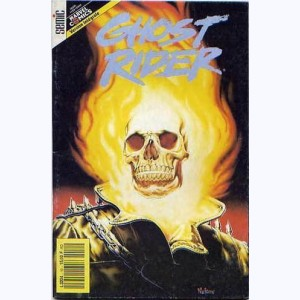 Ghost Rider : n° 10