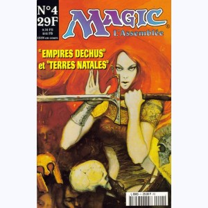 Magic L'Assemblée : n° 4, Empires déchus, Terres natales