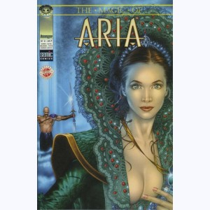 The Magic Of Aria : n° 2, Aria US 3-4