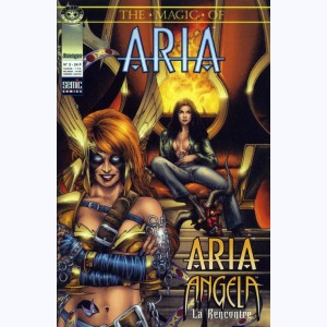 The Magic Of Aria : n° 3, Aria/Angela US 1-2