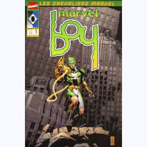 Marvel Boy : n° 1, Marvel Boy 1