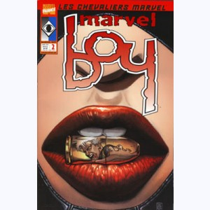 Marvel Boy : n° 2, Marvel Boy 2