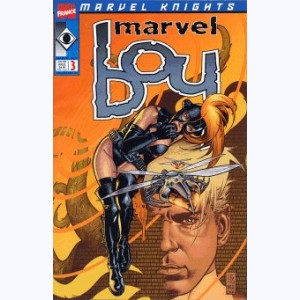 Marvel Boy : n° 3, Marvel Boy 3