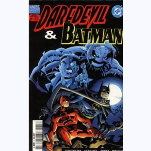Marvel Crossover : n° 3, Daredevil & Batman/Siver surfer & Superman