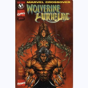 Marvel Crossover : n° 5, Wolverine/Witchblade : Une vie normale
