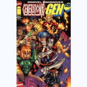 Marvel Crossover : n° 8, Generation X / Gen13
