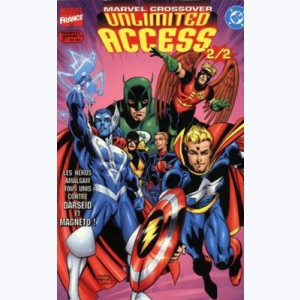 Marvel Crossover : n° 11, Unlimited Access 2/2