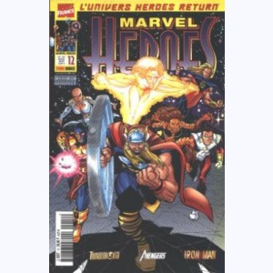 Marvel Heroes : n° 12, Maximum security