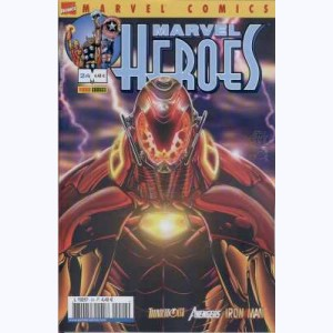Marvel Heroes : n° 24, La guerre contre Kang se poursuit