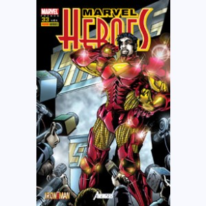 Marvel Heroes : n° 33, La beauté du Diable Iron Man