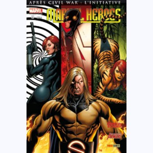 Marvel Heroes (2ème Série) : n° 3, Insecticide