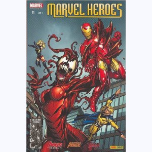 Marvel Heroes (2ème Série) : n° 11, Triple menace