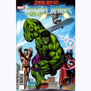 Marvel Heroes (2ème Série) : n° 27, Fronts multiples