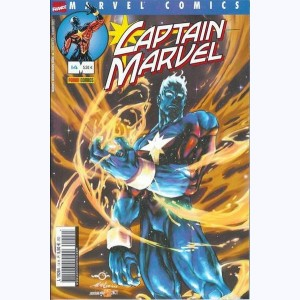 Marvel Heroes Hors Série : n° 14, Captain Marvel: Flux stellaire
