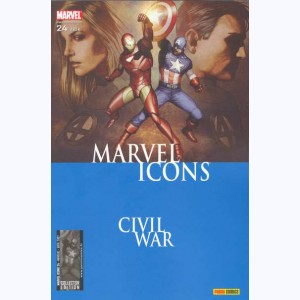 Marvel Icons : n° 24