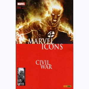 Marvel Icons : n° 29