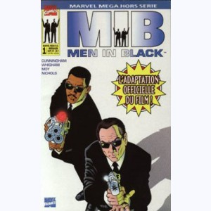 Marvel Méga Hors Série : n° 1, FILM : Men in Black (Adaptation officielle)