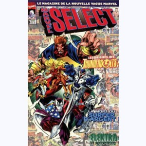 Marvel Select : n° 8, Les origines de Thunderbolts