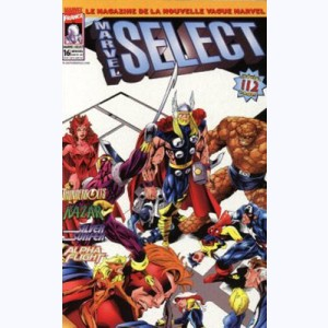 Marvel Select : n° 16