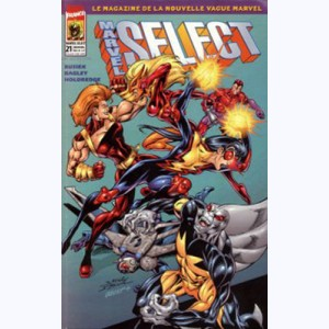 Marvel Select : n° 21