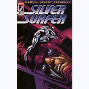Marvel Select : n° 30, Silver Surfer: Le héraut
