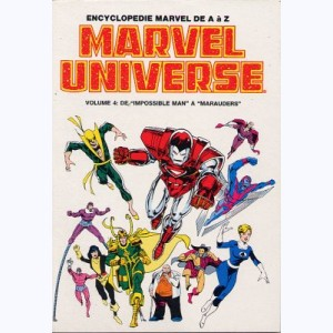 Marvel Universe : n° 4, De Impossible Man à Mantis
