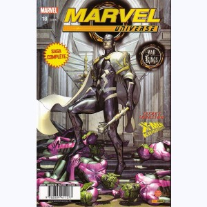 Marvel Universe (2ème Série) : n° 18, War of Kings (1/7)