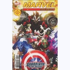 Marvel Universe (2ème Série) : n° 19, War of Kings (2/7)
