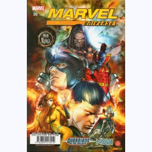 Marvel Universe (2ème Série) : n° 20, War of Kings (3/7)
