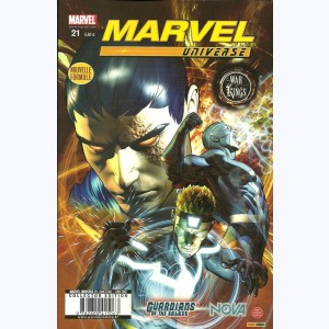 Marvel Universe (2ème Série) : n° 21, War of Kings (4/7)