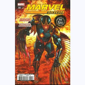 Marvel Universe (2ème Série) : n° 22, War of Kings (5/7)