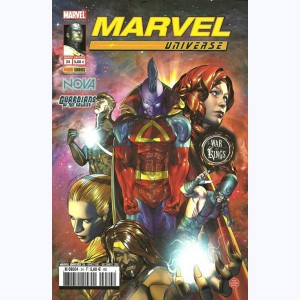 Marvel Universe (2ème Série) : n° 24, War of Kings (7/7)