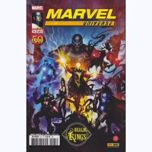 Marvel Universe (2ème Série) : n° 25, Realm of Kings (1/4)
