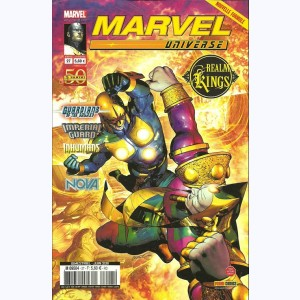 Marvel Universe (2ème Série) : n° 27, Realm of Kings (3/4)