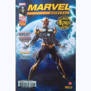 Marvel Universe (2ème Série) : n° 28, Realm of Kings (4/4)
