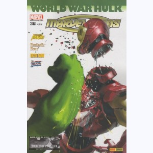 Marvel Icons : n° 36, World War Hulk