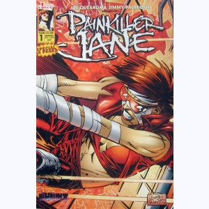 Painkiller Jane : n° 1