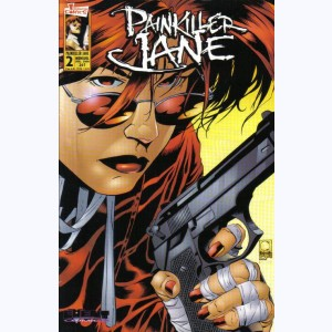 Painkiller Jane : n° 2