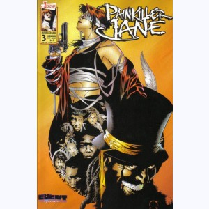 Painkiller Jane : n° 3